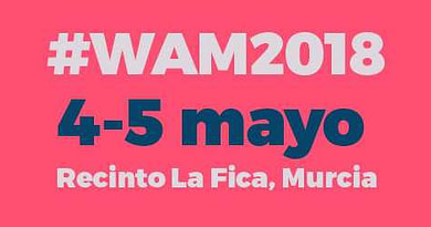 Vuelve el Festival Wam 2018 de Murcia
