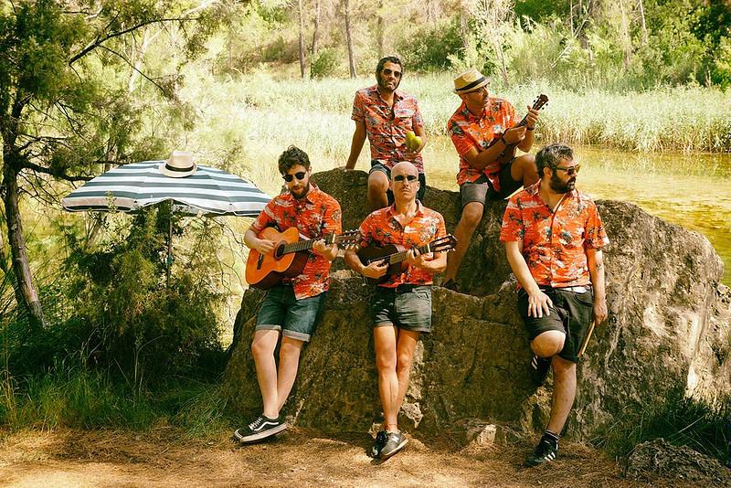 """""""Aquel Verano"""" nuevo single de Colorado"""